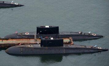 Россия впервые нанесла удар по ИГ с подлодки из Средиземного моря