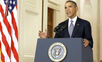 Sīrijas konflikts: Obama lūdz Kongresu atlikt balsojumu par uzbrukumu