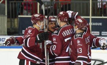 Rīgas 'Dinamo' sešas mājas spēles aizvadīs Liepājā, Tallinā un Piņķos