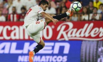 'Sevilla', 'Napoli', 'Celtic', 'Olympiacos' un 'Maribor' kvalificējas UEFA Čempionu līgai