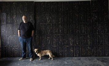 Aicina uz 'Sarunu muzejā' ar mākslinieku Edgaru Vērpi