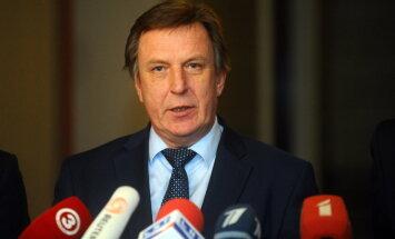 Krievijas sankciju ietekmes mazināšanai paveikts daudz, uzsver Kučinskis
