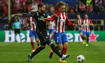 Madrides 'Real' kļūst par 'Juventus' pretiniekiem UEFA Čempionu līgas finālā
