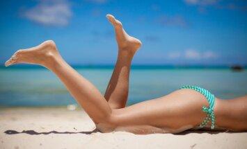Kā mazināt sāpes un uzlabot ādas stāvokli pēc apdegšanas saulē