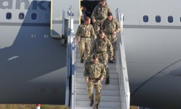 Подполковник НАТО: в случае кризиса мы прибудем в Латвию в течение 48 часов