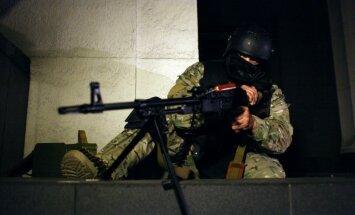 Aizdomās par spiegošanu Kijevā aizturēts Krievijas militārais atašejs