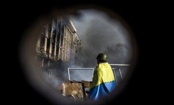 Ukrainas eksprezidenti: Krievija iejaucas Krimas politiskajos procesos