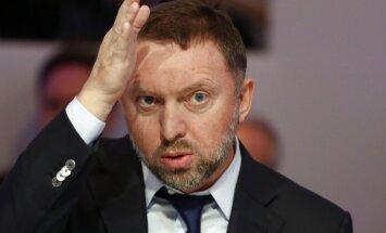 Krievijā draud bloķēt Navaļnija izmeklēšanu par Prihodjko un Deripasku