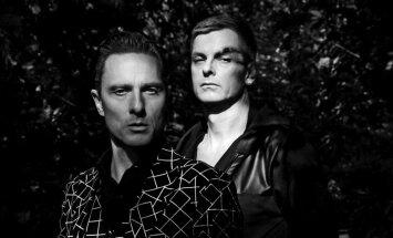 Rīgā uzstāsies islandiešu elektroniskās mūzikas grupa 'GusGus'