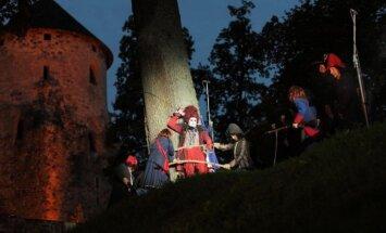 Cēsu mākslas festivāls pilsētai ienesis 130 tūkstošus latu