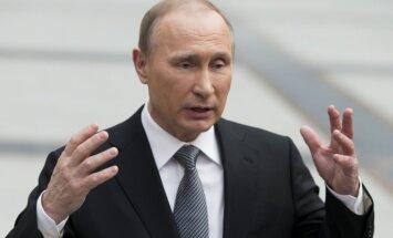 Krievijas opozīcijas aktīvists: Krievijas vājā vieta ir Putina uzbūvētā viena līdera sistēma