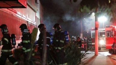 Brazīlijas kino arhīvā izcēlies pamatīgs ugunsgrēks
