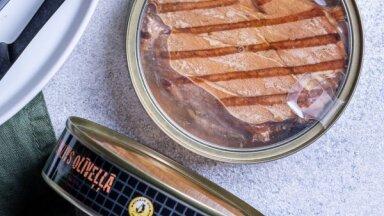 AS 'Brīvais vilnis' patentējis grilētu zivju konservu ražošanas metodi