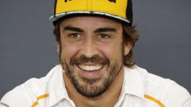 'Renault' oficiāli apstiprina Alonso atgriešanos