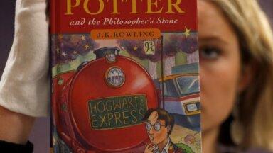 Latvijā jaunā veidolā atgriezīsies grāmatas par Hariju Poteru