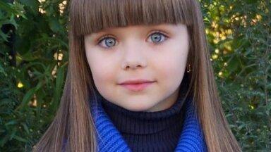ФОТО: В России нашли самую красивую в мире девочку