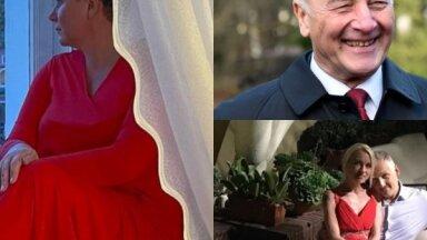 Nedēļas trakumi: Linda Mūrniece meklē darbu, ar ko atpūšas Bērziņš, Repšes jaunā mīla