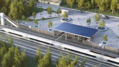 'Rail Baltica' būvniecībai paraksta jaunu finansēšanas līgumu 19,7 miljonu eiro apmērā