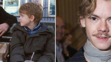 Foto: Kā izaudzis mazais mīlētājs no filmas 'Love Actually'