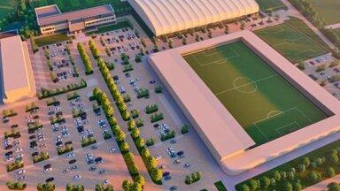 'Riga FC' vēlas Piņķos būvēt stadionu ar 5000 skatītāju vietām