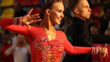 Latvijas sporta deju pāris pāris ceturtdaļfinālā Eiropas čempionātā 10 dejās