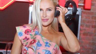 Maija Rozīte-Krištopane pēc kiberblēžu uzbrukuma atguvusi savu 'Instagram' profilu
