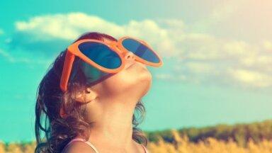 Saulesbrilles bērnam – iespēja izvairīties no redzes bojājumiem