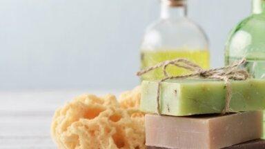 Šampūnziepes – modes lieta vai patiess ieguvums dabai?