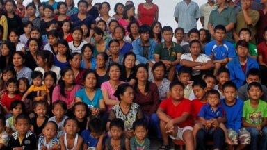 В Индии умер глава самой большой семьи в мире. У него было 38 жен и 89 детей