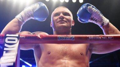 Bolotņika pretinieks 'Golden Contract' finālā būs Vācijas bokseris Mihels
