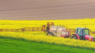 VAAD: augu aizsardzības līdzekļi tiek pārbaudīti; par to nepareizu lietošanu jāziņo