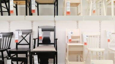 'Ikea' izsludina lietoto mēbeļu atpirkšanu
