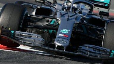 'Mercedes' un Botass vienojušies par līguma pagarināšanu