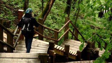 ФОТО, ВИДЕО. Поход по Гауе: 17-километровый маршрут с лучшими видами на долину реки