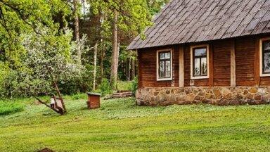 Загородный дом вместо квартиры в Пурвциемсе: оазис спокойствия Каспарса и Линды в Мадоне