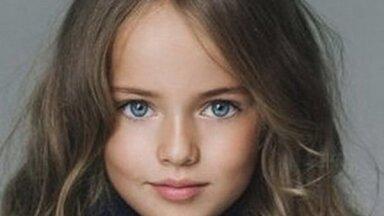 ФОТО: 9-летняя россиянка стала самой красивой в мире девочкой