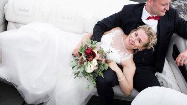 ФОТО: Самый молодой депутат Сейма женился