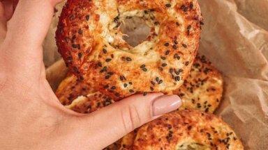Ātrie siera virtulīši, kas kūst uz mēles