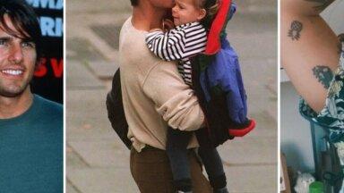 Foto: Kāda izaugusi Nikolas Kidmenas un Toma Krūza vecākā atvase