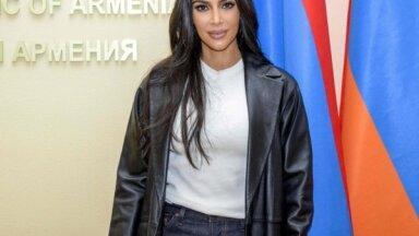 Foto: Kima Kardašjana Armēnijā tiek uzņemta kā prominence