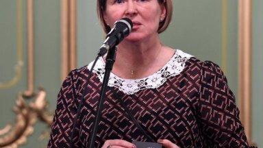 Žanete Jaunzeme-Grende aicina palielināt VKKF finansējumu jau 2021. gadā