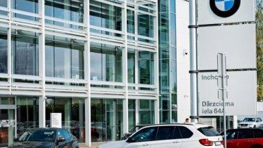'Inchape' stiprina BMW pozīcijas un plāno strauju 'Land Rover' izaugsmi Baltijā