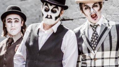 Rīgā šovasar uzstāsies kulta grupa 'The Tiger Lillies'