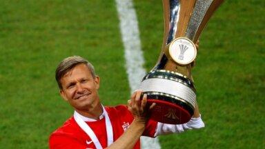 'Salzburg' futbolisti triumfē Austrijas kausa izcīņā