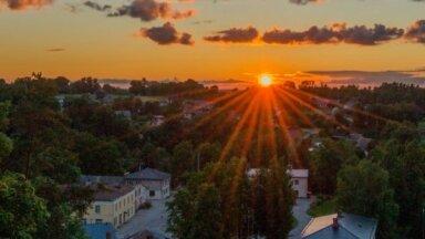 Brīvdienu maršruts: ko apskatīt patīkami klusajā Raunā un tās apkārtnē