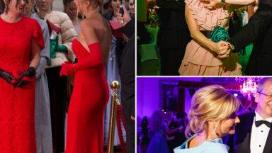 Foto: Smalka publika mirdz ikgadējā 'Rīgas ballē'