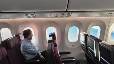 Ņujorka-Sidneja: Sasniegts jauns nepārtrauktā avioreisa ilguma rekords