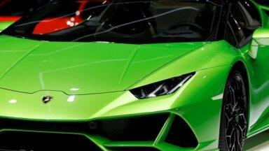 PSG jaunais poļu vārtsargs Bulka sadauza jaudīgu 'Lamborghini'