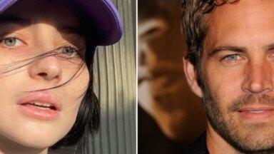 Kāzām pošas traģiski mirušā aktiera Pola Vokera vienīgā meita