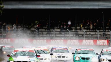 Matīss Mežaks izcīna trešo vietu 'Motul Grand Prix' sacensībās Biķerniekos
